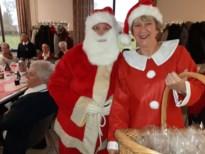 Samana Leut viert kerstfeest