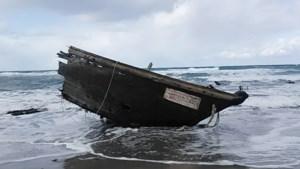 Spookschip gestrand op Japanse kust: waar komen die lichaamloze hoofden vandaan?