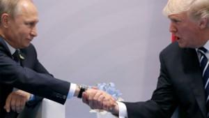 Poetin dankt Trump voor informatie die aanslagen heeft helpen verijdelen