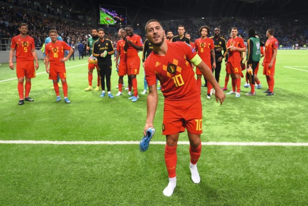 Eden Hazard kroont zich opnieuw tot Devil of the Year, Tine De Caigny was de beste Red Flame