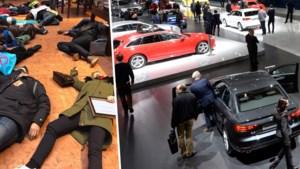 Extinction Rebellion gaat actievoeren aan Autosalon in Brussel