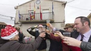 Spaans bejaardendorp heeft het nieuwe jaar al ingezet