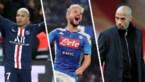 GERUCHTEN. Atlético Madrid zet Dries Mertens op shortlist, Thierry Henry kandidaat bij Barcelona