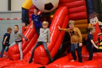 Springkastelenfestival lokt 250 kinderen
