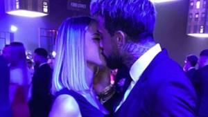 Fabrizio toont nieuwe vriendin voor het eerst aan de wereld