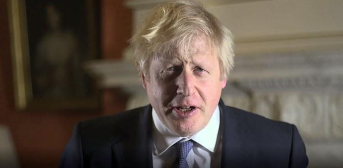 Boris Johnson belooft nieuw hoofdstuk voor zijn land in nieuwjaarstoespraak