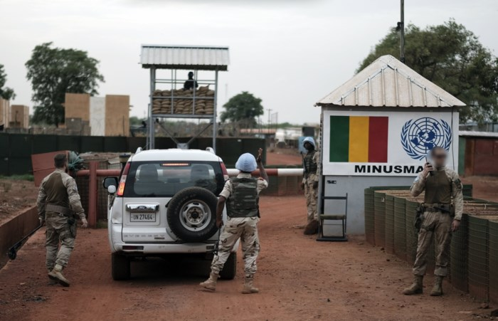 Belgische militairen die gewond raakten in Mali zijn stabiel