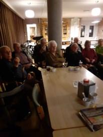 Oudejaarsavond in WZC De Voorzienigheid