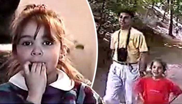 Vader van Dutroux-slachtoffer Melissa deelt nieuwjaarswens met pakkende beelden vanop oude videocassettes