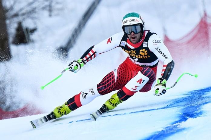 Vincent Kriechmayr: de beste skiër van Oostenrijk is een halve Vlaming