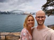 Dochter Jacky Peeters en vriend op de vlucht voor Australische bosbranden