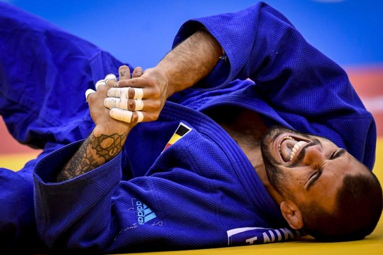 Judoka's Toma Nikiforov en Dirk Van Tichelt stomen zich klaar voor olympische kwalificatie
