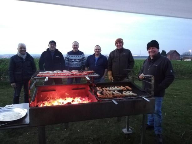 Eerste winterbarbecue in Elst een groot succes