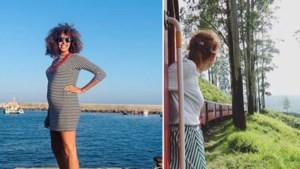 Gluren bij BV's: Lesley-Ann Poppe moet naar de kapper en er hangt romantiek in de lucht