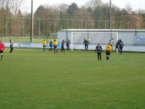 Sparta Lille wint nipt van Wiemismeer