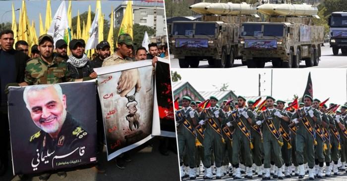 """Iran dreigt Amerikanen te treffen waar het kan: """"35 doelwitten binnen ons bereik"""""""