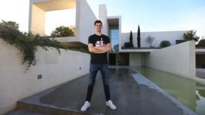 """Op bezoek bij Thibaut Courtois in Madrid: """"Soms denk ik nog: 'Shit, zie mij hier nu staan!'"""""""