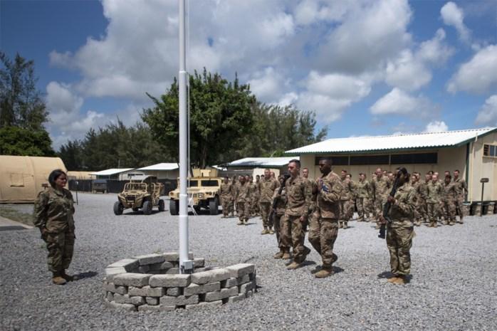 Jihadisten vallen Amerikaanse legerbasis aan in Kenia