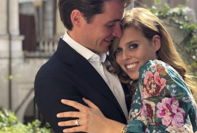 Britse tv wil huwelijk van prinses Beatrice niet uitzenden
