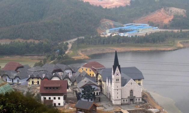 'Frozen-dorpje' smeekt Instagram-toeristen om voortaan weg te blijven