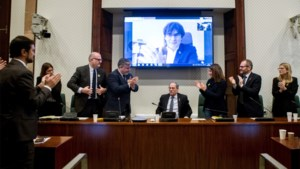 Europees Parlement erkent Catalaanse verkozenen als Europarlementsleden