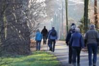 1.000 wandelaars tekenen present voor Eindejaarstocht