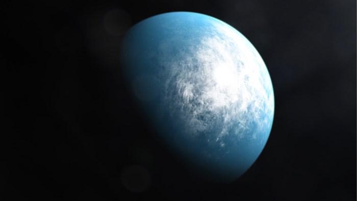 NASA ontdekt mogelijk bewoonbare planeet