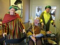 Driekoningen zingen in WZC De Voorzienigheid