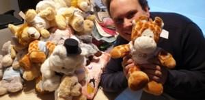 FM Goud schenkt knuffels en slabbetjes aan Sint-Vincentius