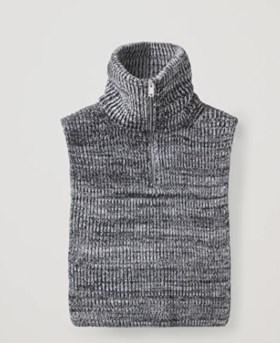 Maak kennis met de dickey, het populaire alternatief voor een sjaal