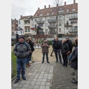 KWB op bezoek in Sint-Joost-ten-Node