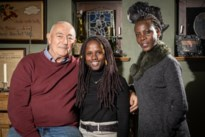 Na negen jaar bang afwachten, ziet Clémentine haar Rwandese ouders terug