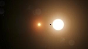 NASA doet spectaculaire ontdekking: in het sterrenstelsel Goudvis is er kans op buitenaards leven