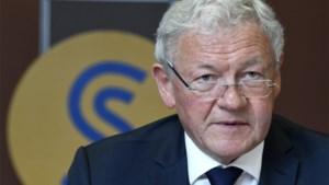 Minister Bellot vindt dat topmanagers nog hoger loon verdienen