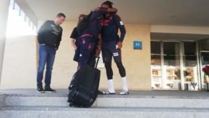VIDEO. Emotionele Botaka neemt afscheid van maatje Boli