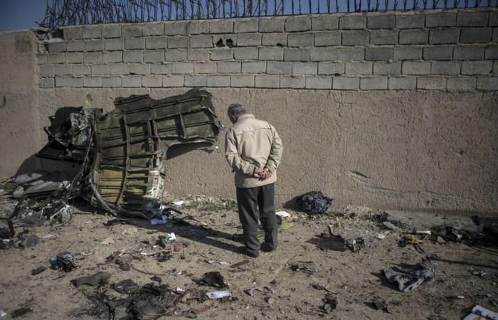 Oekraïne onderzoekt zeven hypothesen over oorzaak van vliegtuigcrash in Teheran