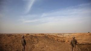 Coalitie tegen ISIS schort militaire operaties in Irak op