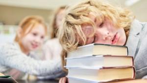 'Dutjestaks' voor kleuters die op school slapen
