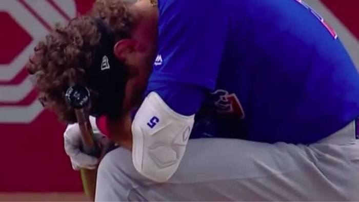 """Peuter wordt geraakt door honkbal en loopt permanente hersenbeschadiging op: """"Het spijt me zo"""""""