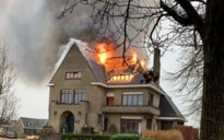 Bekende conceptstore Driedeco in Borgloon gaat in vlammen op