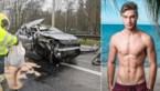 Temptation Island-verleider Joshua zwaargewond na ongeval op E34 richting Knokke