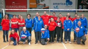 """""""Met G-sporters evolueren naar volleybalspel"""""""