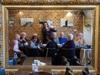 Schildersclub Mergelland Riemst zet nieuwe jaar feestelijk in