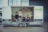 Limburgse start-up pakt uit met uniek concept voor herbruikbare festivalbeker
