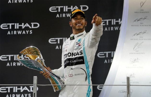 F1-wereldkampioen Lewis Hamilton belooft schenking van half miljoen dollar aan slachtoffers bosbranden in Australië