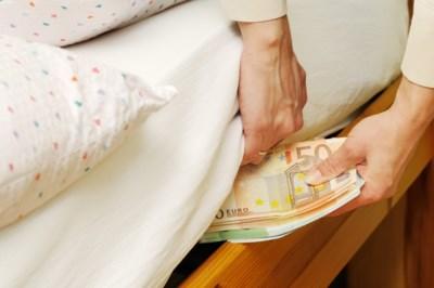Bijna 515 miljoen euro slapende tegoeden, die naar staatskas kunnen vloeien