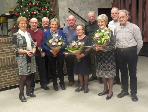 Tuinhier Overpelt klinkt op het nieuwe jaar