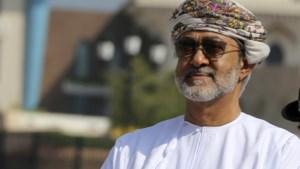 Neef legt eed af als opvolger sultan van Oman