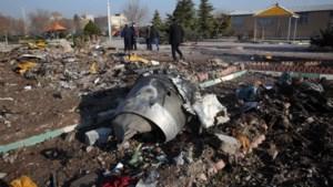 """Iran geeft toe dat het Oekraïens vliegtuig """"per ongeluk"""" uit de lucht schoot"""