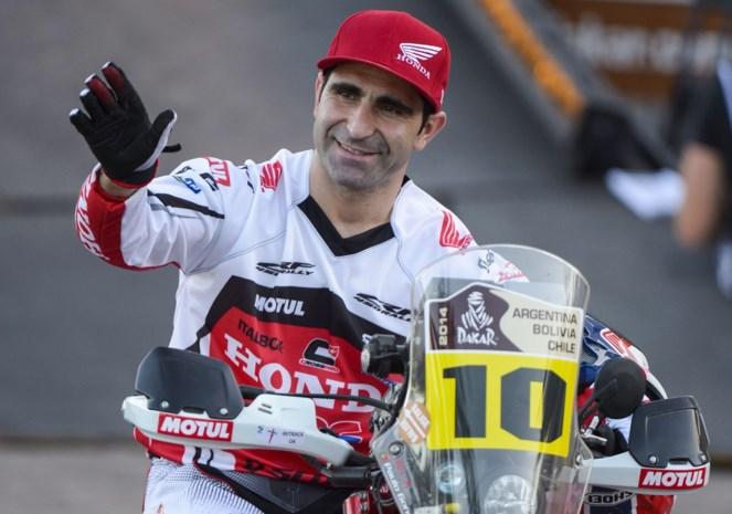 Dakar 2020: Portugees Paulo Gonçalves overlijdt in zevende etappe na crash